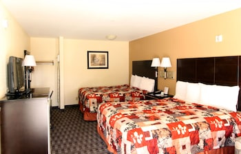 Family Double or Twin Room, 2 Queen Beds