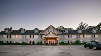 貝斯特韋斯特山景飯店 Best Western Mountain View Inn