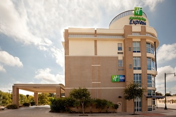 聖安東尼奧河心區智選假日飯店 Holiday Inn Express San Antonio Rivercenter Area