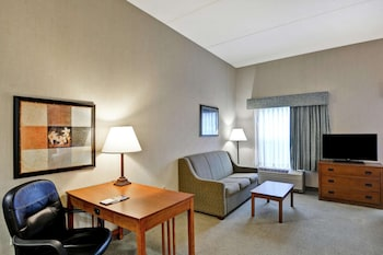 Suite, One King Bed, Non-Smoking