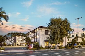 聖塔芭芭拉阿瓦尼亞旅館 Avania Inn of Santa Barbara