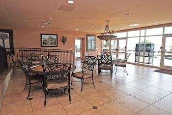 Lobby Sitting Area at Atlantica Resort in Myrtle Beach