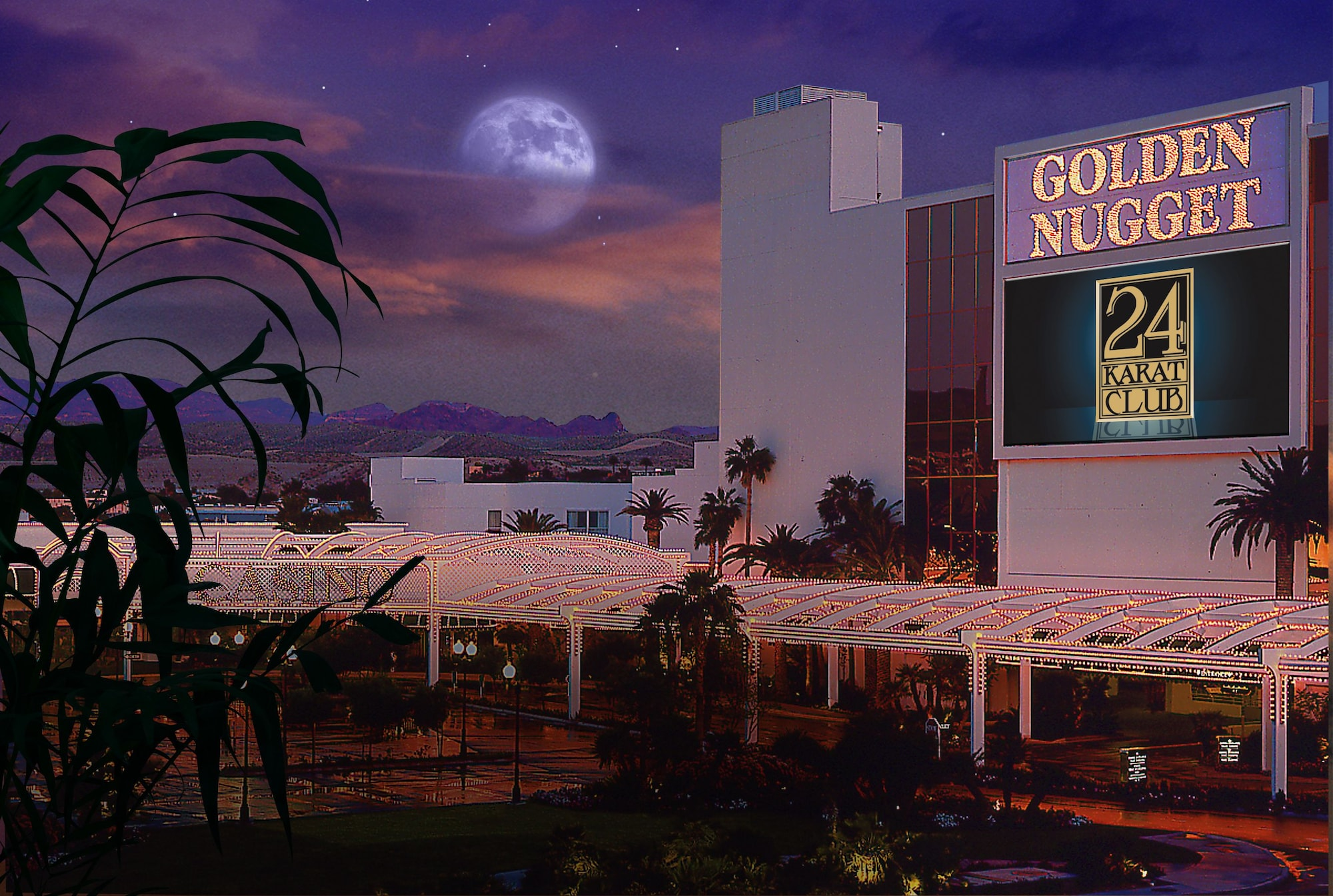 Golden Nugget, Mohave