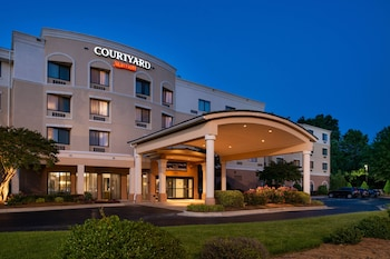 Hotel - Courtyard by Marriott High Point