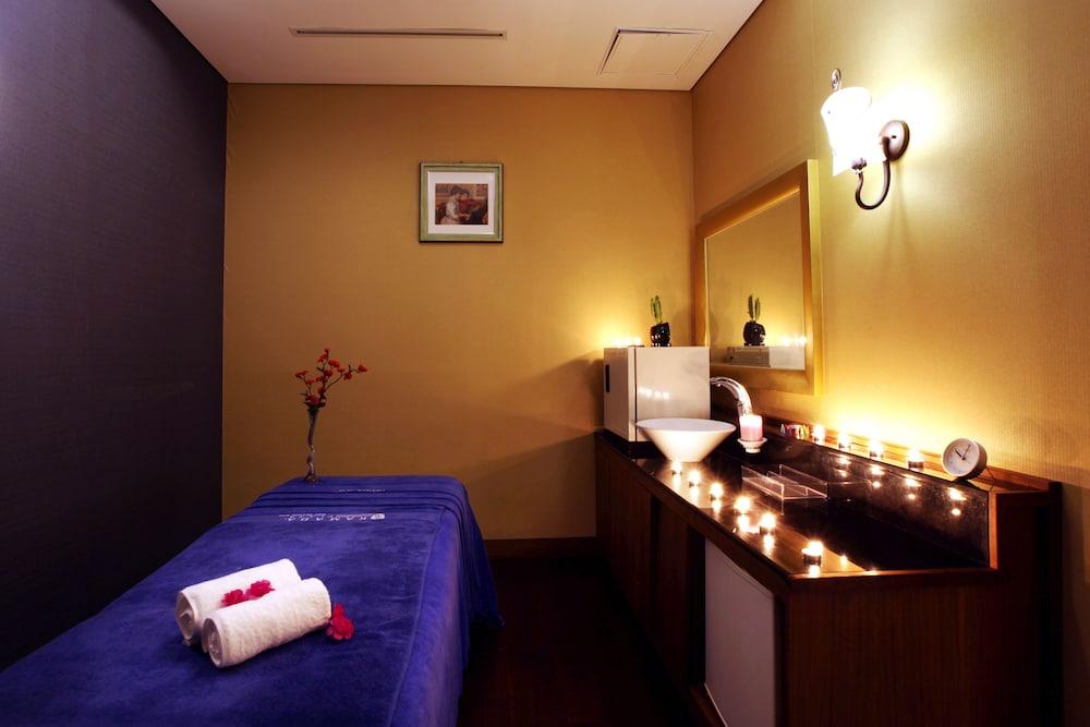 라마다 플라자 제주 오션 프론트(Ramada Plaza Jeju Ocean Front) Hotel Image 74 - Treatment Room