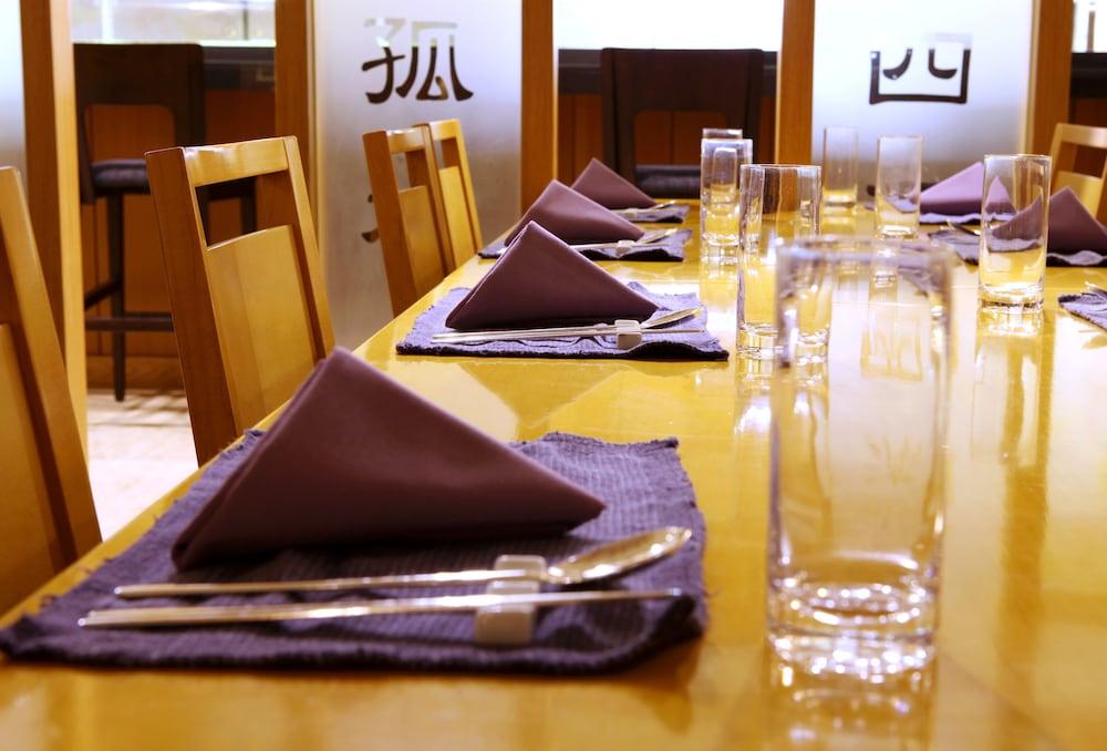 라마다 플라자 제주 오션 프론트(Ramada Plaza Jeju Ocean Front) Hotel Image 82 - Restaurant