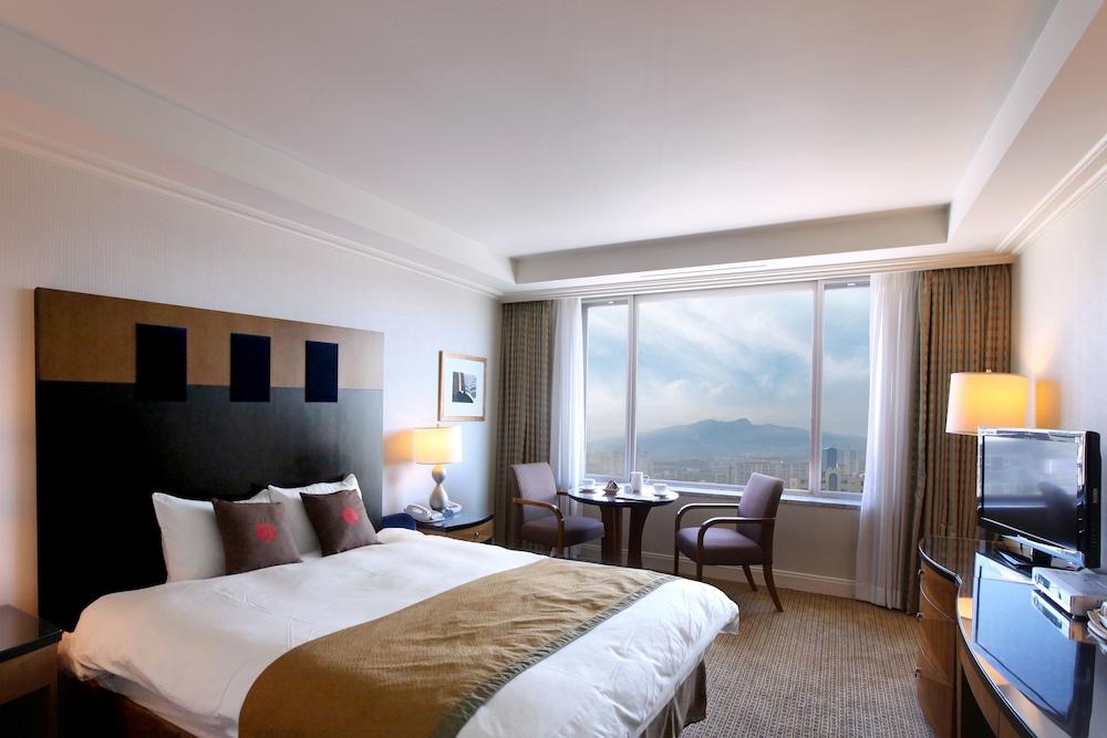 라마다 플라자 제주 오션 프론트(Ramada Plaza Jeju Ocean Front) Hotel Image 40 - Guestroom