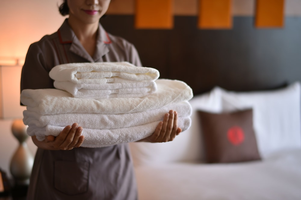 라마다 플라자 제주 오션 프론트(Ramada Plaza Jeju Ocean Front) Hotel Image 16 - Guestroom