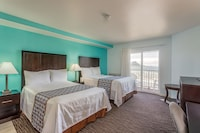 Premium Double Room, 2 Double Beds, Jetted Tub, Ocean View