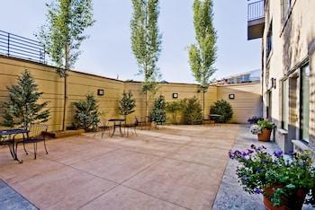 Best Western Premier Helena Great Northern Hotel - Terrace/Patio  - #0