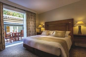 Standard Room (King Patio)
