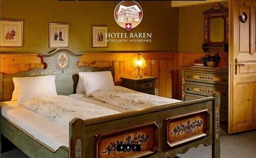. Hotel Bären - The Bear Inn