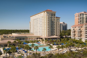大沙丘美特爾萬豪海灘渡假村及水療中心 Marriott Myrtle Beach Resort & Spa at Grande Dunes