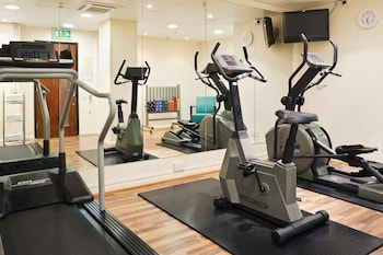 Holiday Inn London Camden Lock - Fitness Facility