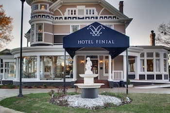 Hotel - Hotel Finial, Best Western Premier Collection