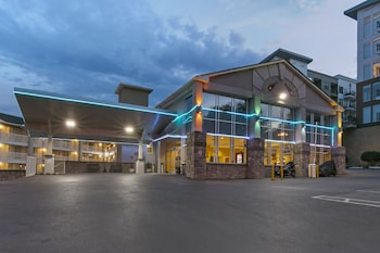 納許維爾-范德比市區凱富飯店 Comfort Inn Downtown Nashville-Vanderbilt