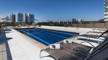 巴西利亞凱富全套房飯店 Comfort Suites Brasilia