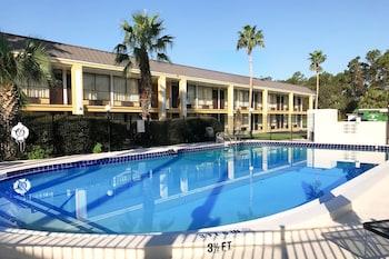 奧蒙德海灘 6 號汽車旅館 Econo Lodge