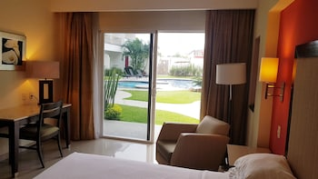 Executive Double Room, Poolside
