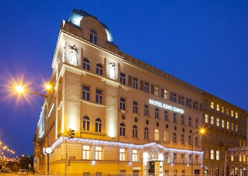 Book Hotel Terminus Prague in Prague.