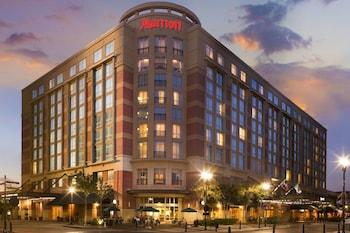 休斯頓萬豪舒格蘭飯店 Houston Marriott Sugar Land