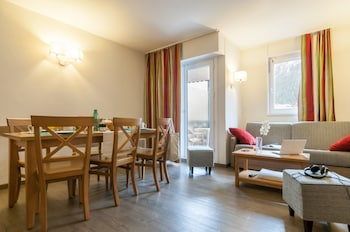 Apartment 6 people - 1 bedroom + 1 sleeping alcove - Rivière Standard