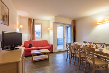 Apartment 8 people - 2 bedrooms + 1 sleeping alcove - Rivière Standard