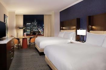 Room, 2 Queen Beds (Skyline View)