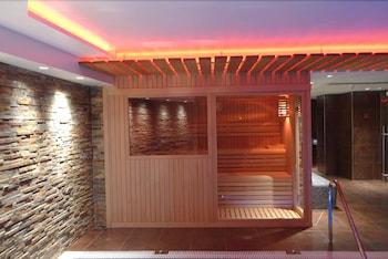 AJ 니우니트(AJ Niunit) Hotel Image 30 - Sauna