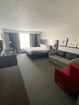Studio Suite, 1 King Bed with Sofa bed, Non Smoking (NonSmoking)
