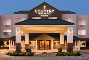 麗笙愛荷華州康瑟爾崖鄉村套房飯店 Country Inn & Suites by Radisson, Council Bluffs, IA