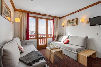 Standard - Apartment 7 people - 1 bedroom + 1 sleeping alcove