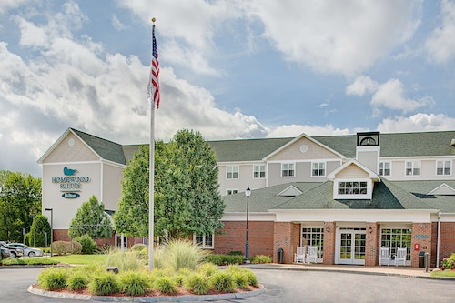 . Homewood Suites by Hilton Manchester/Airport