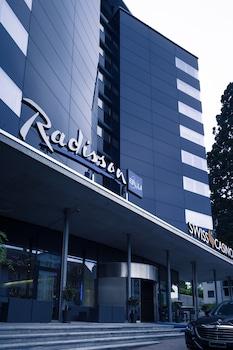 Hotel - Radisson Blu Hotel, St. Gallen
