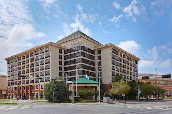 奧克拉荷馬城市中心萬怡飯店 Courtyard by Marriott Oklahoma City Downtown
