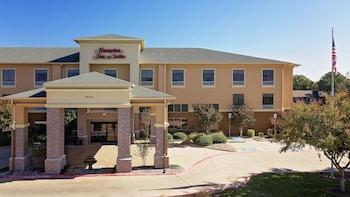 丹唐歡朋套房飯店 Hampton Inn & Suites Denton