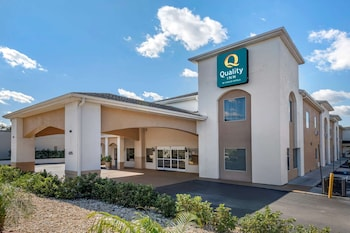 凱藝飯店 Quality Inn Zephyrhills-Dade City