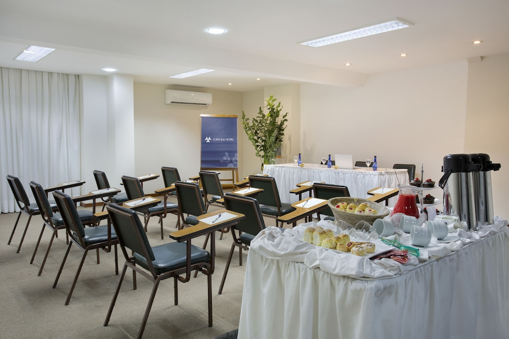 코파 술 호텔(Copa Sul Hotel) Hotel Image 34 - 회의 시설