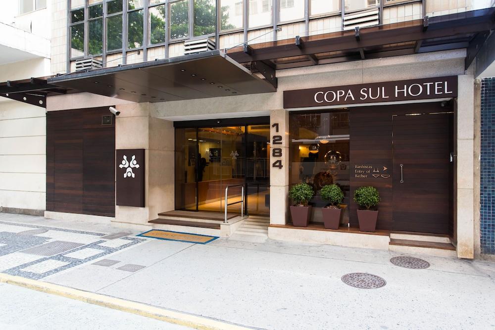 코파 술 호텔(Copa Sul Hotel) Hotel Image 1 - 호텔 입구