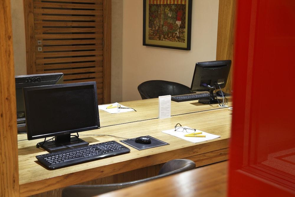 코파 술 호텔(Copa Sul Hotel) Hotel Image 35 - 비즈니스 센터