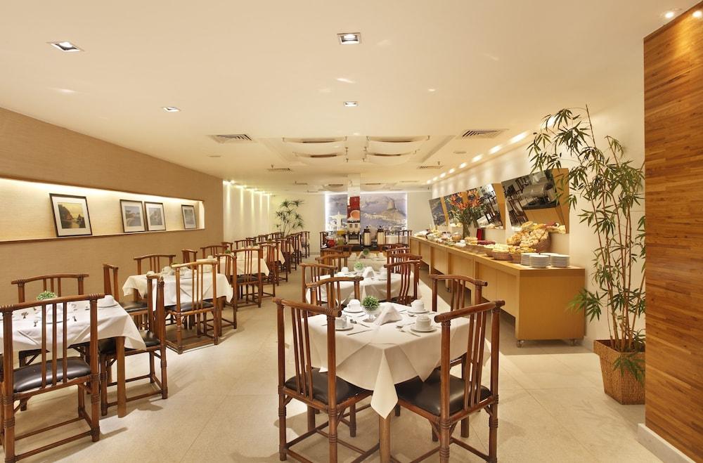 코파 술 호텔(Copa Sul Hotel) Hotel Image 28 - 레스토랑