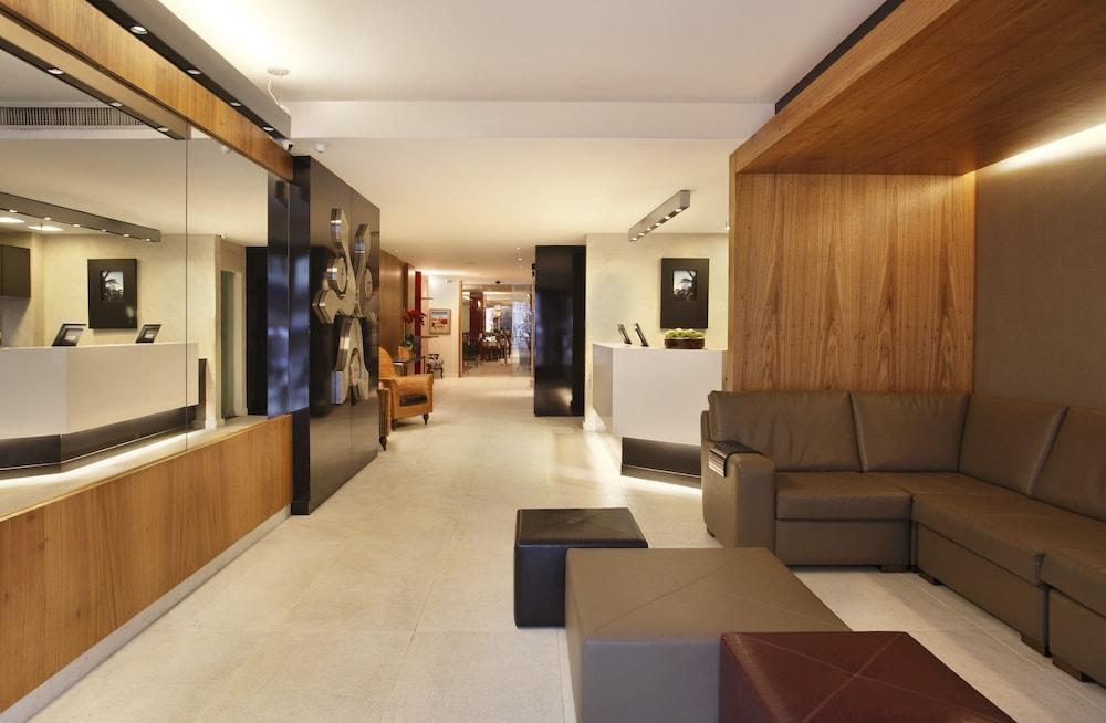코파 술 호텔(Copa Sul Hotel) Hotel Image 4 - 로비 좌석 공간