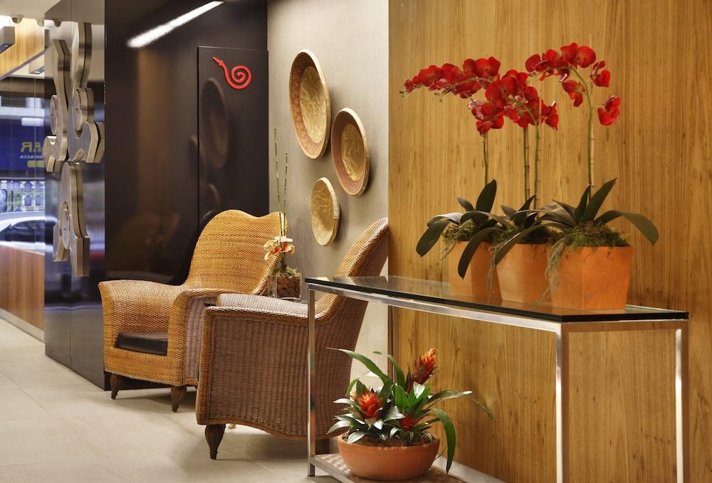코파 술 호텔(Copa Sul Hotel) Hotel Image 5 - 로비 좌석 공간