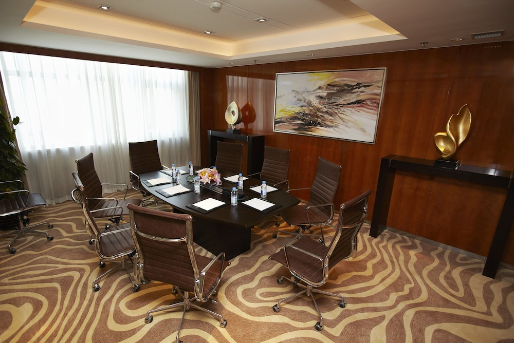 라마다 플라자 상하이 푸동 에어포트(Ramada Plaza Shanghai Pudong Airport) Hotel Image 31 - Meeting Facility