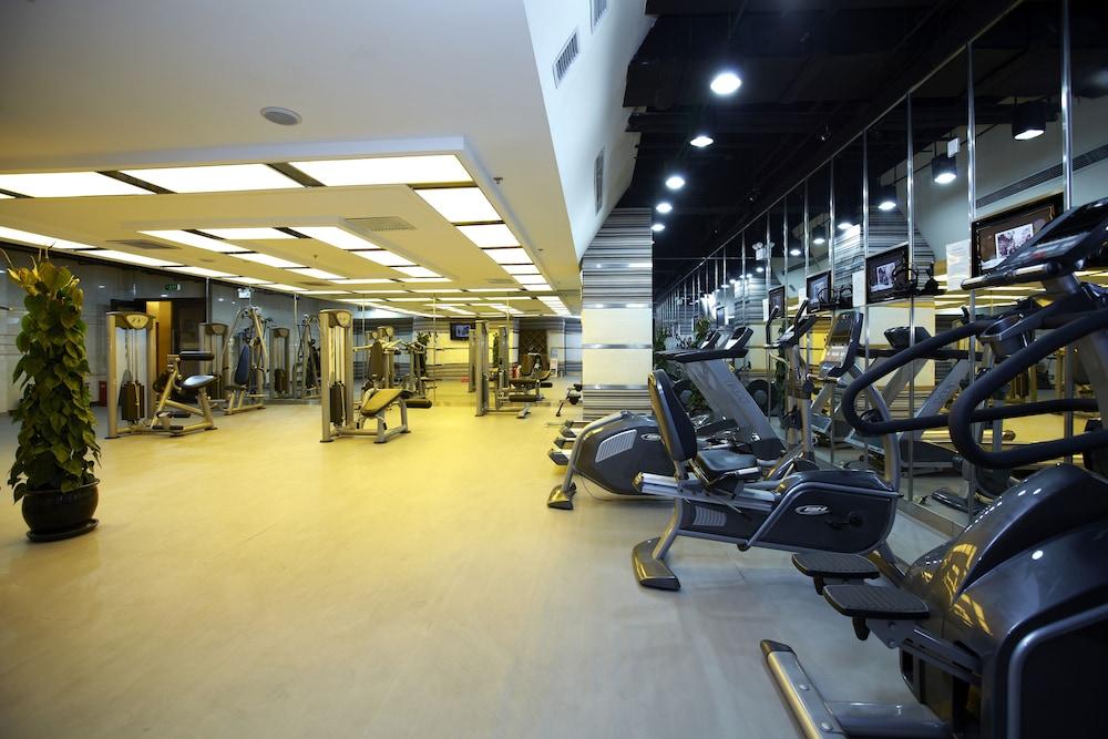 라마다 플라자 상하이 푸동 에어포트(Ramada Plaza Shanghai Pudong Airport) Hotel Image 23 - Sports Facility