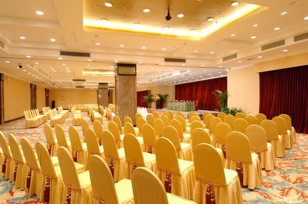 라마다 플라자 상하이 푸동 에어포트(Ramada Plaza Shanghai Pudong Airport) Hotel Image 33 - Meeting Facility