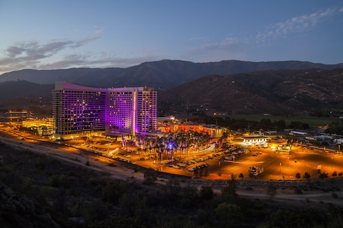 . Harrah's Resort Southern California