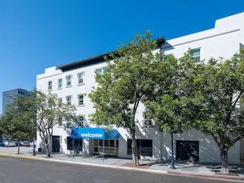 加利福尼亞聖地牙哥 - 市中心 6 號汽車旅館 Motel 6 San Diego, CA - Downtown
