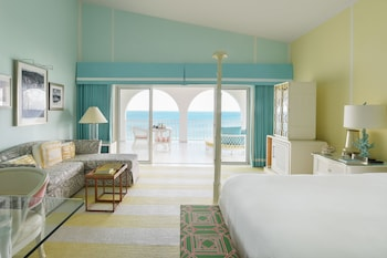 Premium Room, 1 King Bed, Ocean View, Corner