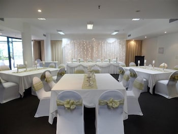 BreakFree Grand Pacific Resort - Indoor Wedding  - #0